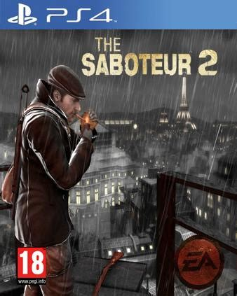 The Saboteur 2 Has to Be Made - Home | Facebook