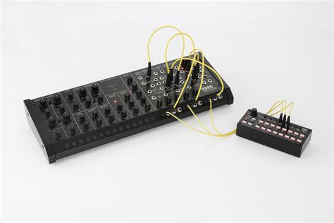 KVR: Korg Introduces MS-20 Kit w/SQ-1 Analog Sequencer