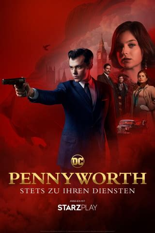 Review: Pennyworth - Episode 1-7 (Starzplay