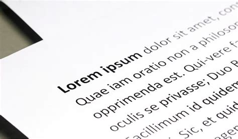 What Is Lorem Ipsum & Generators To Quickly Make The Text