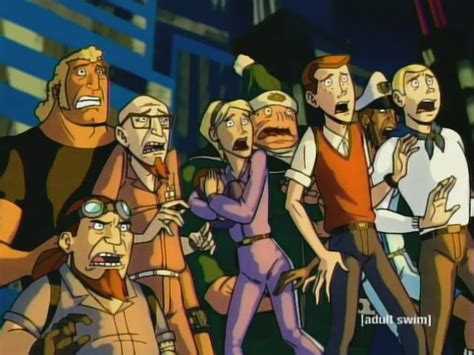 The Venture Bros Season 4 Episode 1 – Blood of the Father