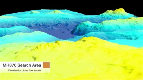 Ocean Floor in MH370 Search Area Mapped Video - ABC News