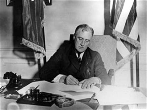 FDR signs draft act, Sept