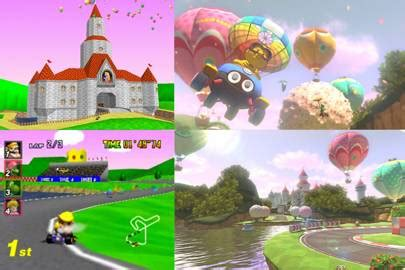 Mario Kart 8's retro tracks have got better with age