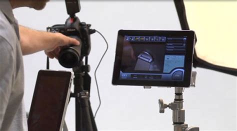 iPad apps for photographers: onOne Software's DSLR Camera