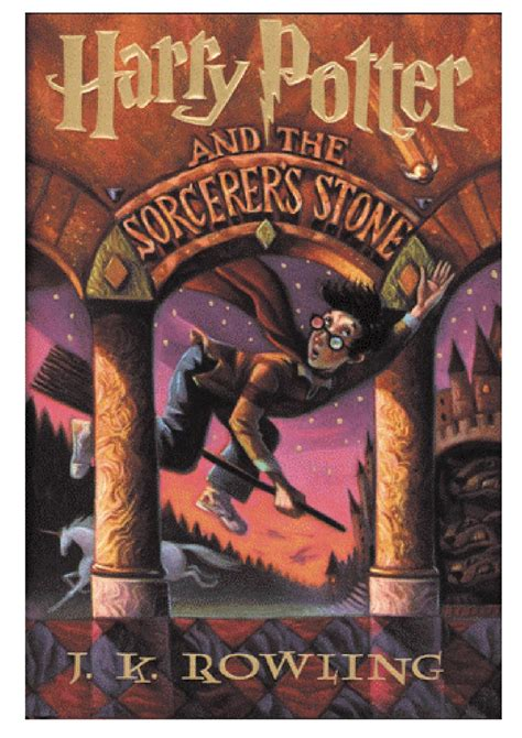 '90s Throwback Book Review: Harry Potter and the Sorcerer