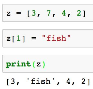 Python Lists and List Manipulation – Towards Data Science
