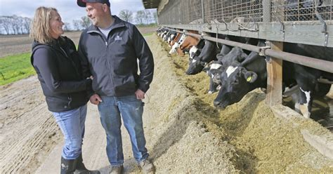 Wisconsin dairy farmers caught in Canada trade dispute