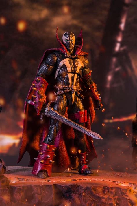 Spawn is coming to Mortal Kombat 11 in March, and this