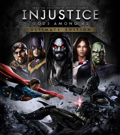 Steam Daily Deal: Injustice: Gods Among Us Ultimate