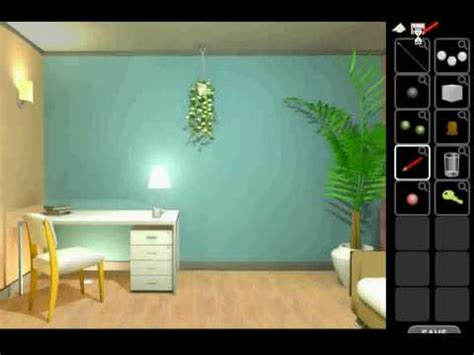 Solution - Room Escape Game - Sphere - YouTube