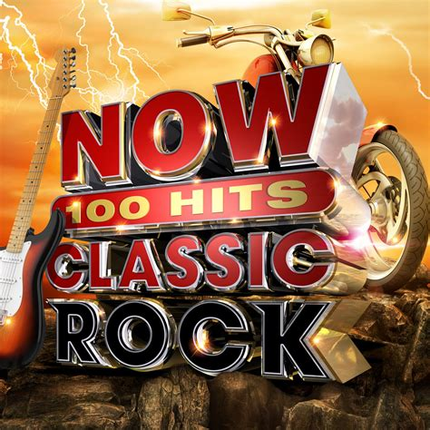 NOW 100 Hits Classic Rock | Now That's What I Call Music