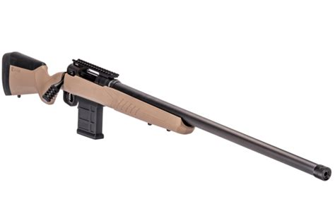 Savage Announces 110 Tactical Rifles in 3 Calibers   RECOIL