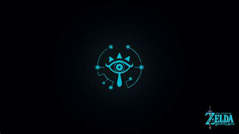 My phone is transforming into a Sheikah Slate : Breath_of