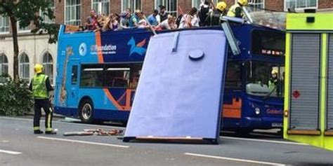 Bloomsbury Tourist Bus Crash Pictures: New Bride Rushed To
