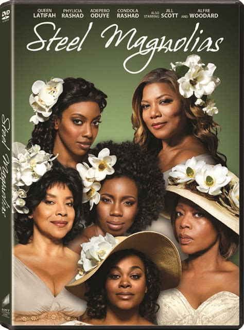 Lifetime's Steel Magnolias hits DVD, Ultraviolet on May 7