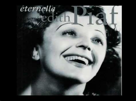 Inception Movie French THEME SONG - Edith Piaf - YouTube