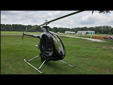 Mosquito XET Turbine Helicopter - YouTube