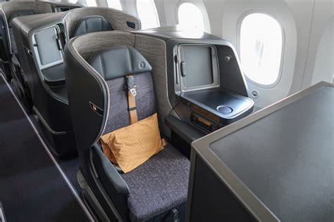 First Look Inside Turkish Airlines' Brand'New 787 Dreamliner
