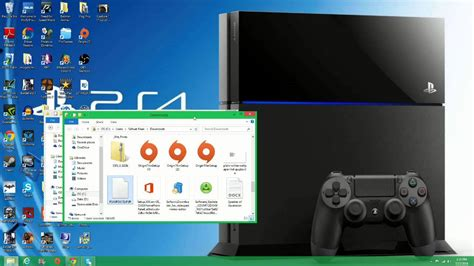 How to Download PS4 Firmware Update via USB Drive - YouTube