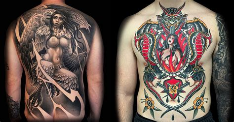 Ink Master Season 13 Finalists Reveal Their Master Canvas
