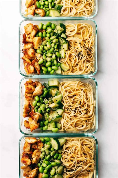 25 Quick Meal Prep Recipes to Make in 30 Minutes - An