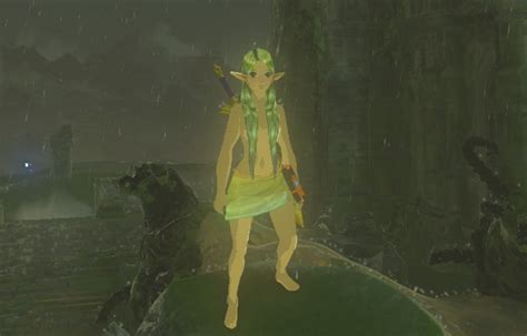 TP Great Fairy Outfit for Linkle (Switch) [The Legend of