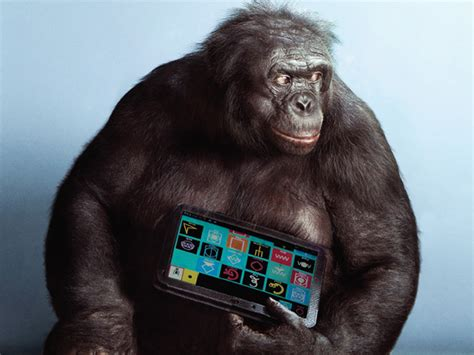 Apes With Apps