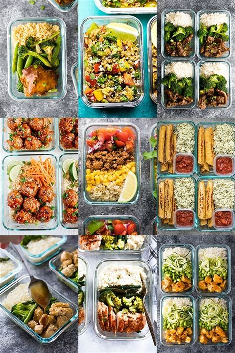 What are some healthy meals to have for breakfast, lunch