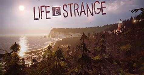 Life is strange Episode 2 - Out of Time concept art - TGG