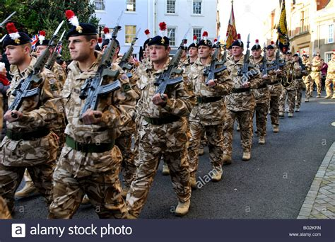 2nd Battalion Royal Regiment of Fusiliers Homecoming