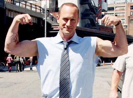 Christopher Meloni from Bulging Biceps | E! News