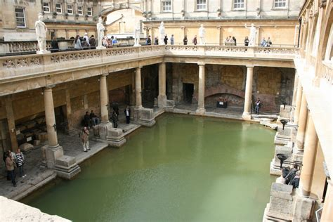 Geothermal hot springs used in Roman times could heat Bath