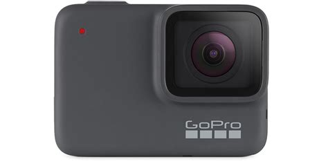 GoPro Hero7 launches in three variants; Black, Silver and