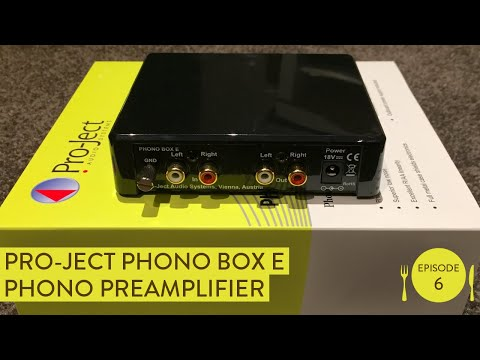 Pro-Ject Phono Box S phono preamplifier - maPlatine