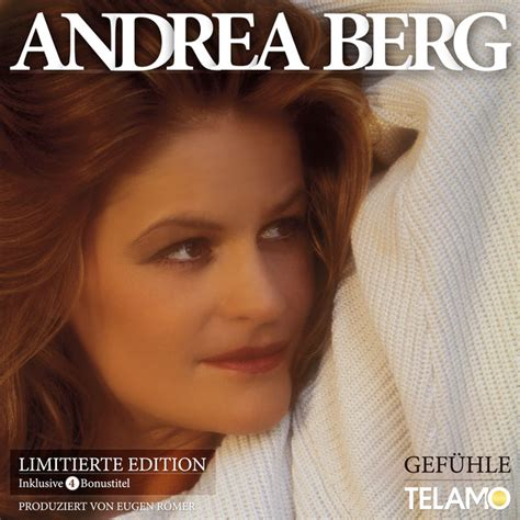 Gefühle (Premiumversion) by Andrea Berg on Spotify
