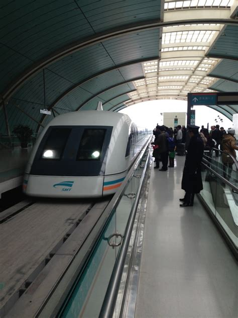 My Experience on the Shanghai Maglev Train - Points Summary