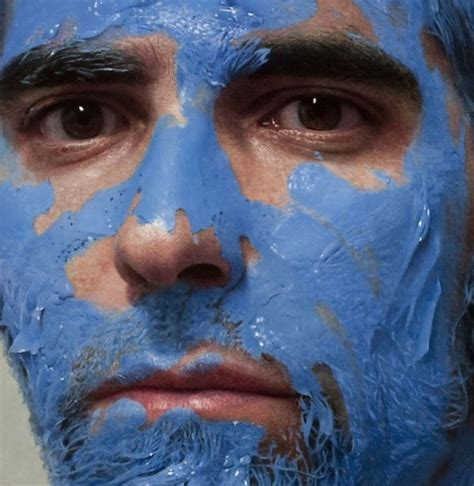 Hyper Realistic Self-Portraits Oil Paintings by Eloy Morales