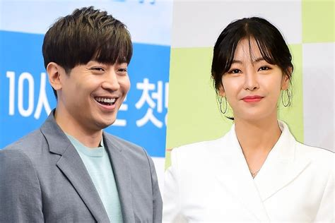 Shinhwa's Eric And Go Won Hee Confirmed For Upcoming Rom