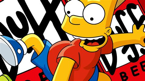 Free download Bart Simpson HD Wallpaper [1920x1200] for